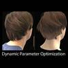 New Method Enables More Realistic Hair Simulation