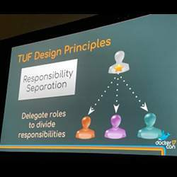 Design principles of The Update Framework.