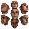 Computer Scientists Have Created the Most Accurate Digital Model of a Human Face