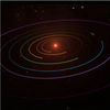 The Harmony That Keeps Trappist-1's 7 Earth-Size Worlds From Colliding