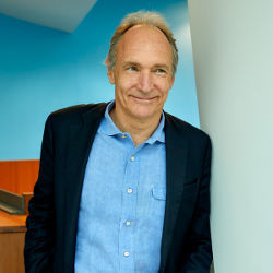 2016 ACM A.M. Turing Award recipient Tim Berners-Lee