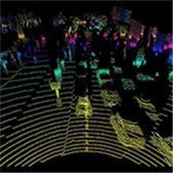 Luminar sensor view