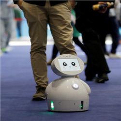 Confident robot