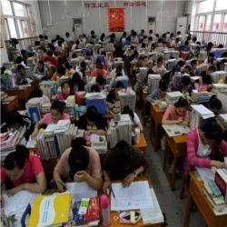 China's college entrance exam