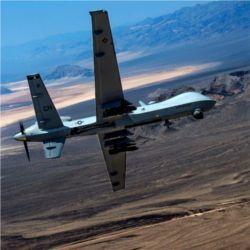 MQ-9 Reaper drone aircraft