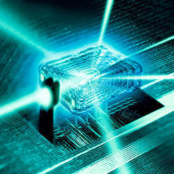 A blending of quantum computing and machine learning could be approaching commercialization.