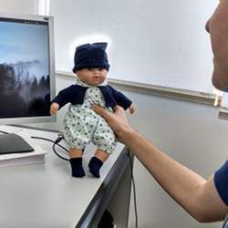 The doll reads emotions, but does not report them to the cloud.
