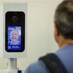Facial recognition, Logan Airport