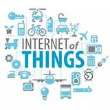 Some of the things connected by the Internet of Things.