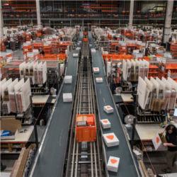 Online retailer Zalando automation