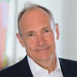 Sir Tim Berners-Lee.