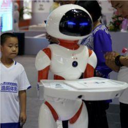 China International Robot Show, Shanghai