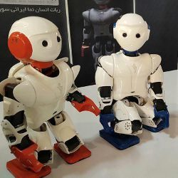 Surena Mini robots