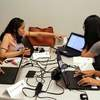 At Cybersecurity Camps, Teen Girls Learn About Protecting Nation, Breaking Barriers