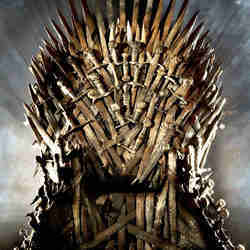 The Iron Throne.