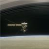 Cassini to Begin Final Five Orbits Around Saturn
