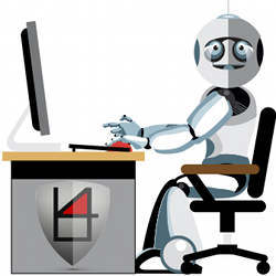 James, a virtual robot assistant focused on quality assurance.