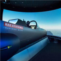 BAE flight simulator