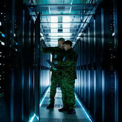 Security in High- Performance Computing Environments, illustrative photo