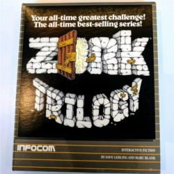 Zork trilogy box