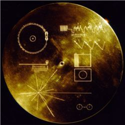 Sounds of Earth record, Voyager
