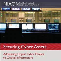 The report warns the U.S. is falling short on its ability to defend against aggressive cyberattacks.