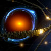 AI Analyzes Gravitational Lenses 10 Million Times Faster