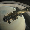 Cassini Spacecraft Makes Its Final Approach to Saturn
