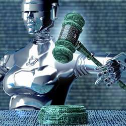 A robot judge of the future?