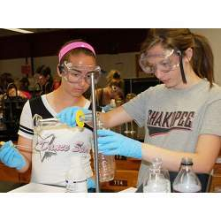 Participants in this year's Discover STEM day camp at the Universityof Minnesota.