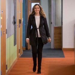MIT Professor Regina Barzilay