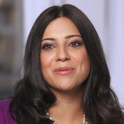 Girls Who Code founder and CEO Reshma Saujani