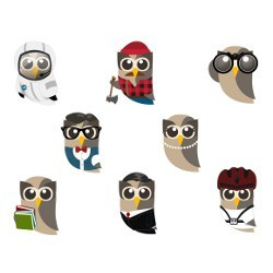Hootsuite: In Pursuit of Reactive Systems, illustration