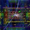 Higgs Boson Uncovered by Quantum Algorithm on D-Wave Machine
