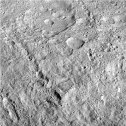 Pit chains on Ceres