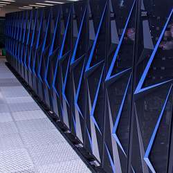 Sierra, Lawrence Livermore National Laboratorys next advanced technology high-performance supercomputer.