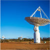 Far From Radio Interference, the Square Kilometre Array Takes Root in South Africa and The australian outback