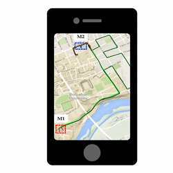 Smartphone data can be used to track users even when the phones GPS is off.