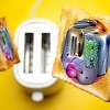 Psychedelic Toasters Fool Image Recognition Tech