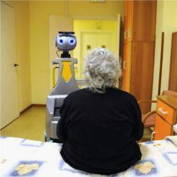Robot attendant