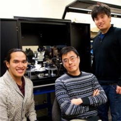 MIT silicon synapse researchers