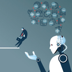 How Can We Trust a Robot? illustration