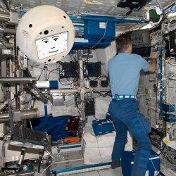 CIMON on ISS