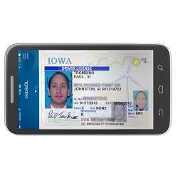 A smartphone is a digital form of identification for many.
