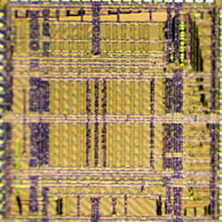 A new chip design called deep in-?memory architecture.