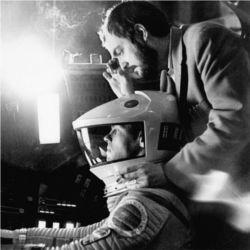 2001, Kubrick, Dullea