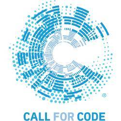 Logo of the Call For Code Global Initiative.
