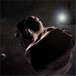 New Horizons at 2014 MU69