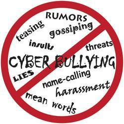 No cyberbullying allowed.