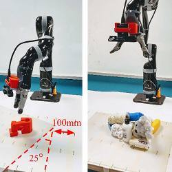 closing the loop for robotic grasping news communications of the acm Robotic Grasping Appendage closing the loop for robotic grasping